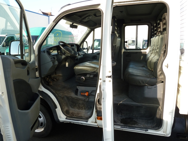IVECO Daily 35c12 Benne 7 places